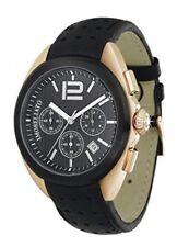 Orologio Cronografo MORELLATO I6001 Move Chrono BL Acciaio Pelle Uomo Quarzo
