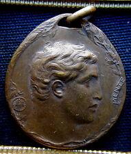 1904 medaglia bronzo TOURING CLUB ITALIANO 50 mila soci 10 anniversario