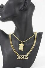 Kreuz Modeschmuck-Halsketten & -Anhänger mit Strass Religiös