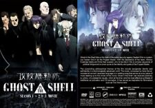 ANIME DVD~ENGLISH DUBBED~Ghost In The Shell(1-52End+3 Movie)FREE SHIPPING+GIFT