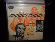 "CHARLIE VENTURA venture ( jazz ) 7""/45 picture sleeve ep"