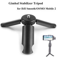 Mini Gimbal Stabilizer Tripod Stand Holder Bracket for DJI Smooth/OSMO Mobile 2