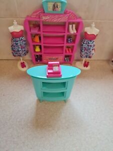Barbie Store Shop With Accessories
