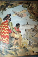 LA GROTTE MYSTERIEUSE PRICE CARTONNAGE ILLUSTRE ROBIDA 1930