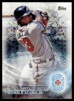 2020 Topps Series 2 2030 #T2030-7 Ronald Acuña Jr. - Atlanta Braves