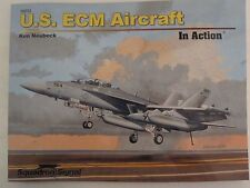 Squadron Book: U.S. ECM Aircraft In Action, over 200 photos, 80 pages