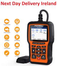OBD2 Car Fault Code Reader Reset Diagnostic ECU Scan Tool SAS SRS DPF ABS AIRBAG