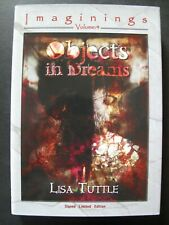 Lisa Tuttle – OBJECTS IN DREAMS (2012) – Supernatural Stories