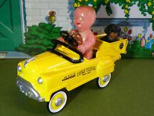 Renwal BABY DOLL Hallmark DUMP TRUCK Kiddie Car Vintage Dollhouse Furniture
