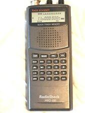 Radio Shack Pro-89 Handheld  Scanner