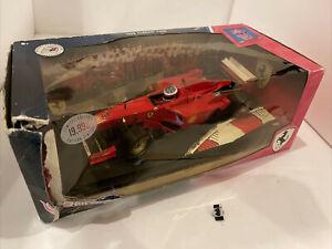 1999 Ferrari F300 #3 F1 Michael Schumacher Mattel Hot Wheels 1/18 Scale 22820