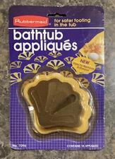 Vintage Rubbermaid Bathtub Appliques 18 Appliqués 7096 New