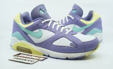 NIKE AIR MAX 180 USED SIZE 15 EASTER WHITE MINT GRAPE COOLER 314187 131 ATMOS