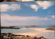 Scotland Lovely Torastan Inner Hebridean Island of Coll - posted 1998