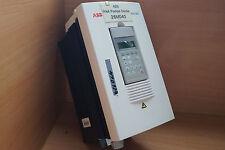 ABB acs600 acs60100053s00c1200001 variateur de fréquence avec Panel