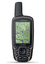 NEW Garmin GPSMAP 64SX Handheld GPS w/ Altimeter & Compass Hiking Camping NEW!