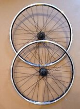 "ALEXRIMS XT16, SHIMANO HUBS FRONT & REAR WHEEL SET 26"".  PP704/55"
