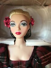 """Exclusive Gene In """"Holiday Waltz"""" Limited 12/20 Dolls"""