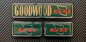 PEUGEOT 309 New Reproduction  Goodwood badges