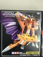 Transformers Masterpiece MP-11S Sunstorm Takara Tomy Hasbro MISB