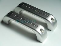 Aluminium INTERIOR DOOR HANDLES for LAND ROVER DEFENDER 90 110 130