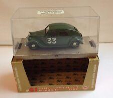 Brumm Revival R61 Lancia Aprillia Miglia 1000 1947  - 1/43 SCALE. Diecast MODEL