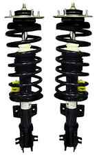 Unity Front Loaded Strut Coil Spring Assembly Pair Fits 1998-2000 Volvo S70
