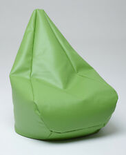Chillizone Bean Bag Lime Vinyl Adult 200 litre