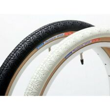 Old School BMX Freestyle Tyres Panaracer 20 X 1.75 Black in Pairs of 2