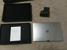 Dell XPS 13 9360, 256GB SSD, Intel Core i5 7th Gen 2.50GHz, 8GB RAM, Win10