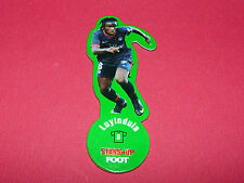 LUYINDULA PARIS SAINT-GERMAIN PSG PANINI FOOTBALL STARS UP 2009-2010 MAGNETS