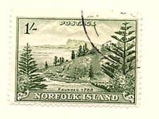 Norfolk Island SG:- 11  fine used  (11)