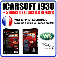 Valise Diagnostique LAND ROVER - iCarSOFT I930 - OBD2 - SCANNER - VCM2
