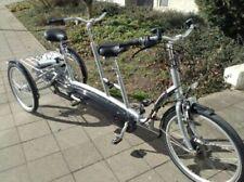 Fahrräder aus Stahl für Senioren Geeignet
