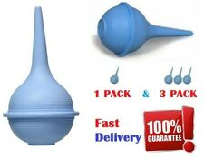 Baby Nasal Aspirator Bulb Nose Cleaner Suction Hospital Grade Kids Vacuum 2 Oz