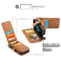 Luxury Purse Leather Stand Wallet Multi Cards Case Cover for Apple iPhone Xs Max