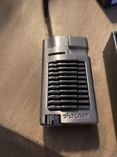 New listing Xikar Forte - Single Torch Jet Flame Cigar Lighter - Silver - 523Sl