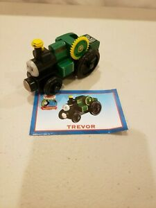Thomas Train LC 99150 Wooden Railway Trevor Character Card 2000