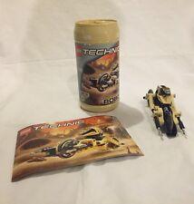 Lego Technic Robo Riders Dust (8513) Box & Instructions