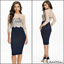 Polyester Knee-Length Wiggle/Pencil Formal Dresses for Women
