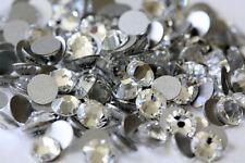 CRYSTAL Swarovski 2058 Crystal Flatback Rhinestones 72 Pieces 20ss 5.0mm