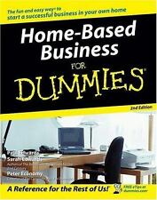 Home-Based Business For Dummies (For Dummies (Lifestyles Paperback)) Edwards, P