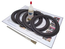 "JBL 6.5"" Speaker Foam Surround Repair Kit - 4 Pack"