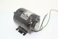 Bodine NSE-13 Motor  115VAC 7500/8500 RPM 1/10-1/19 HP FOR PARTS ONLY