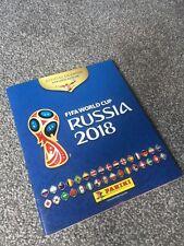 Panini Russia 2018 FIFA World Cup Sticker  UK Album 100% Complete MINT Condition