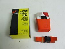 Wonder road runner safety light vintage light