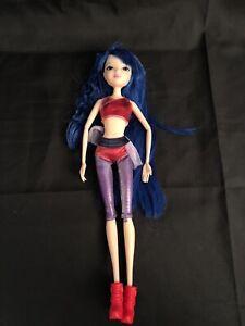 Winx Club Bloomix Musa Doll 2012 Jakks Pacific Believix Power Fairy