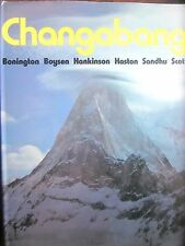 CHANGABANG by Bonington, Boysen, Hankinson (1st Print/1976/118 pp) Very Good