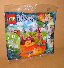 30259 LEGO Azari's Magic Fire – 100% Complete Sealed in Polybag NEW COND 2015