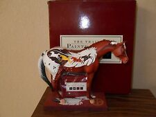 Trail Of Painted Ponies RARE Desert Horsefeathers 1E 2163 Signed 3X FREE  SHIP!